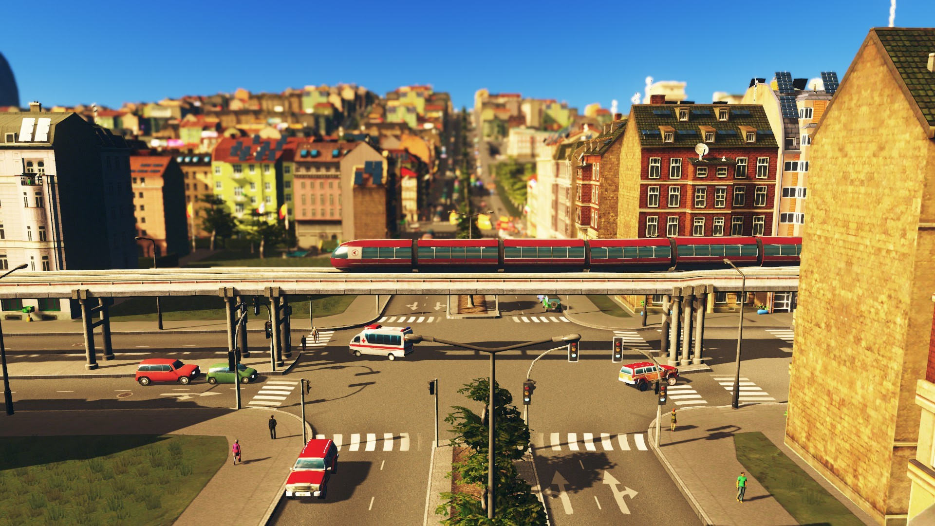Cities Skylines Mass Transit DLC Now Available Pixel Judge