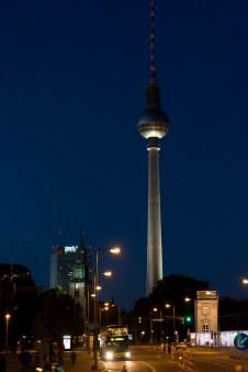 Fernsehturm am Alex, Berlin