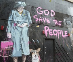 God Save The People. London.