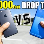 Ultimate drop test: Google Pixel vs. iPhone 7 from 1,000 feet in the air