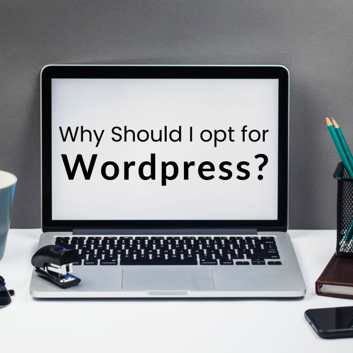 Why Should I Opt for WordPress? >> Pixel Media Press