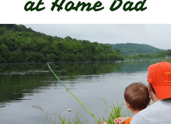 Stay at Home Dad surprise trip lessons how to be a good dad