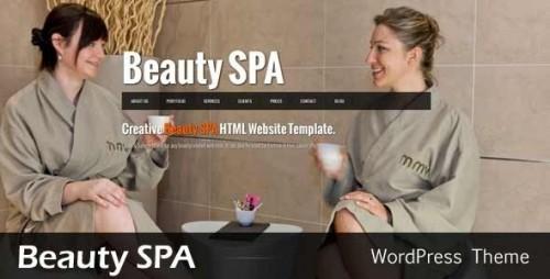 24_Beauty SPA - Ajaxified WordPress CMS Theme