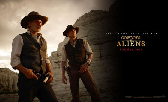Cowboys & Aliens Movie 1 Wide Wallpapers PixelPinch