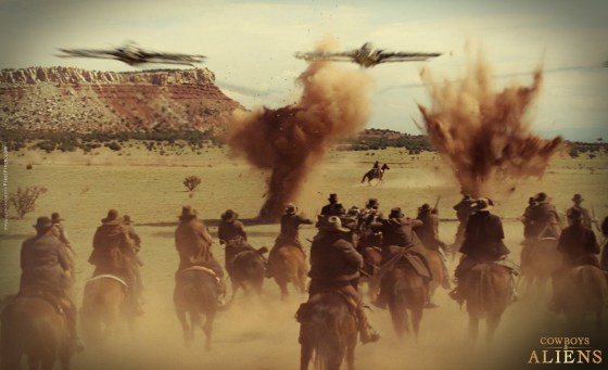 Cowboys & Aliens Movie b Wide Wallpapers PixelPinch
