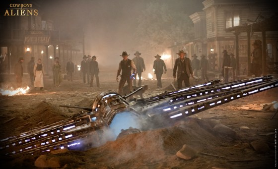 Cowboys & Aliens Movie d Wide Wallpapers PixelPinch