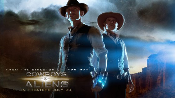 Cowboys & Aliens Movie Wide Wallpapers PixelPinch