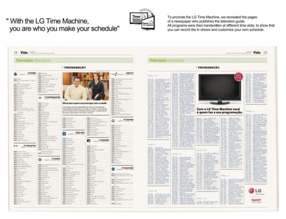 LG Timemachine