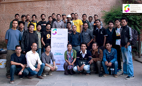 Graphic Designers' Community Nepal