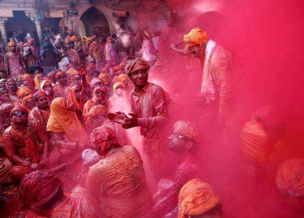 Holi amazing photographs (6)