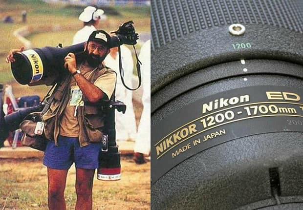Battle of Biggest Zoom Lenses Ever