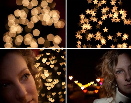 bokeh filter shapes