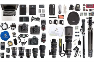 photography gear full via michael clark