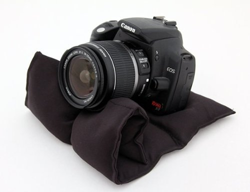 pocket pod bean bag for camera