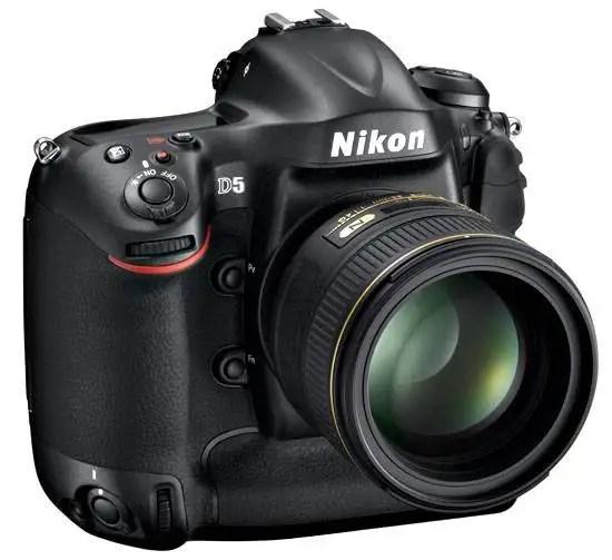 Nikon D5 Official Product Specs Reviews