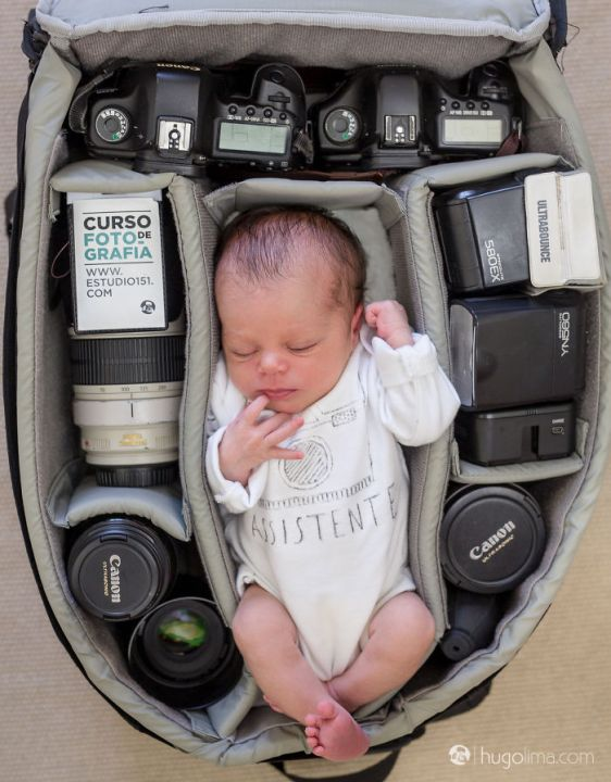 photographer baby in bag (11)