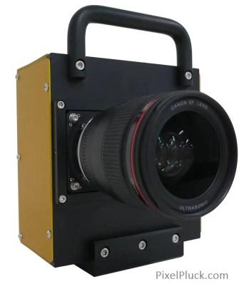 Canon's 250 Megapixel Prototype Camera