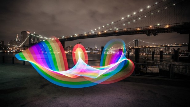 pixelstick light painting tool gift