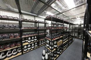 Canon Olympics Gear Room (2)