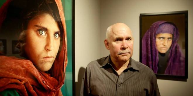 Afghan Girl from Iconic NatGeo Cover Arrested