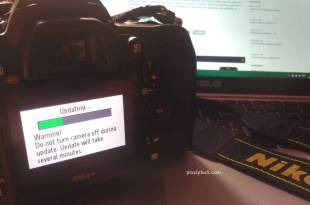 Learn how to update camera firmware