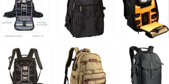 Top 5 DSLR backpack for Photographers