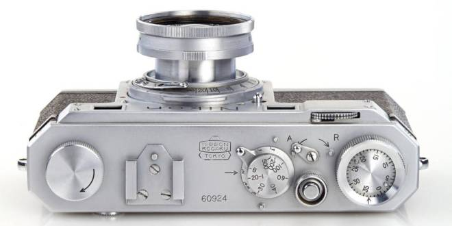 Nikon Camera Sold for $406000 at Auction