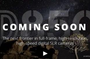 Nikon D850 Presentation Slides Leaked