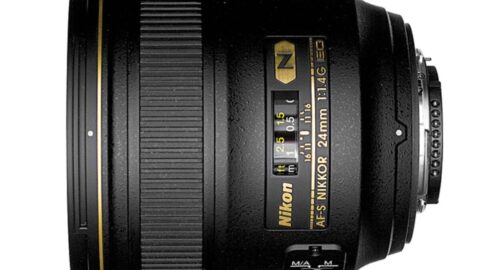 how to read Markings on Nikon Lens