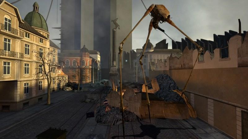 """Znalezione obrazy dlazapytania: Half-Life 2"""""""