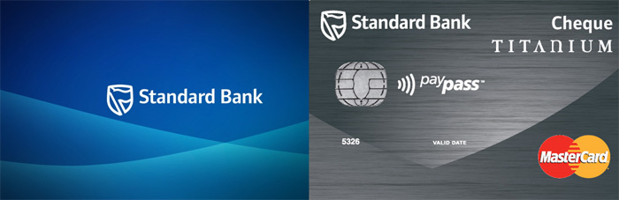 Standard banks tap and go card