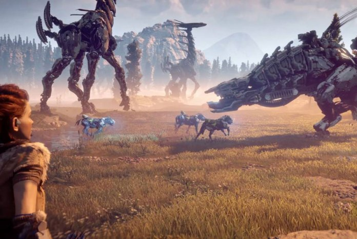 All you need to know about Action Game Horizon Zero Dawn