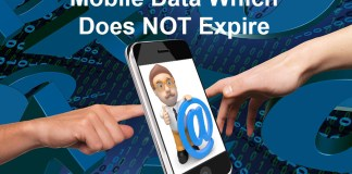 Mobile Data Expire
