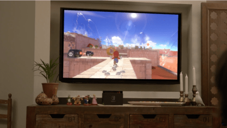 Looks like a new Mario game is in the works