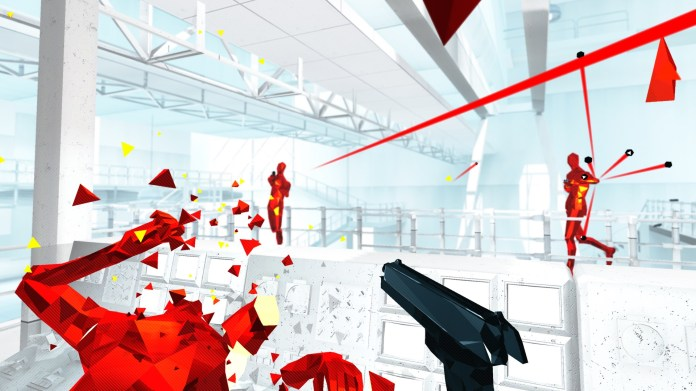 SUPERHOT VR Screen (3)
