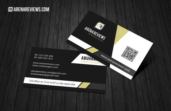 Pixelsdesign corporate black white business card free template a modern corporate black white business card template made with white black and light green three colors combinations the business card is fully accmission Images