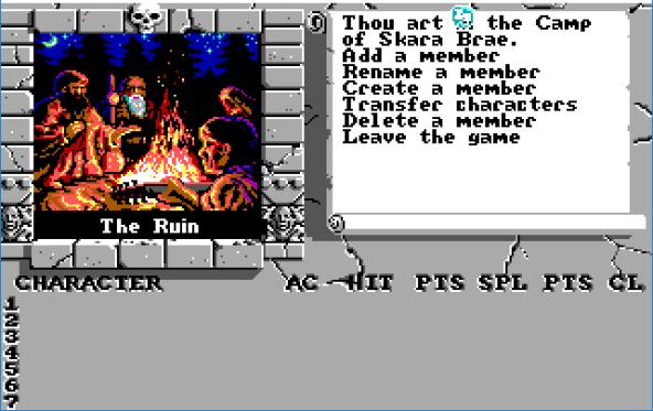 DOS: Thief of Fate