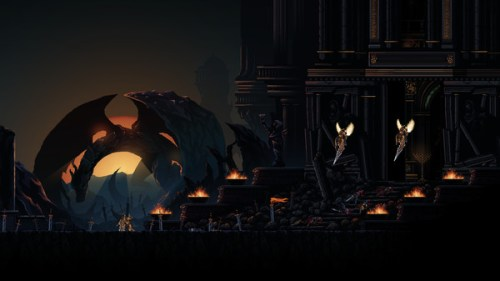 Death's Gambit Giveaway