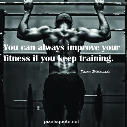 50 Motivational Fitness Quotes Pixels Quote