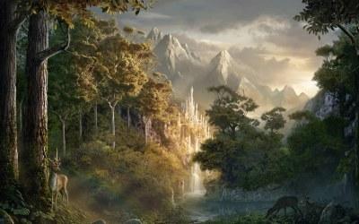 fantasy hd nature wallpapers definition palace pixelstalk
