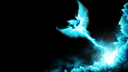 dragon ice hd cool fire wallpapers background backgrounds electric wiki 3d pic pixelstalk wide wallpapercave than