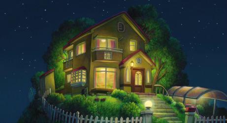 ghibli studio ponyo backgrounds desktop background hd anime animation miyazaki movie wallpapers movies landscape hayao wiki sea cliff screencaps fanpop
