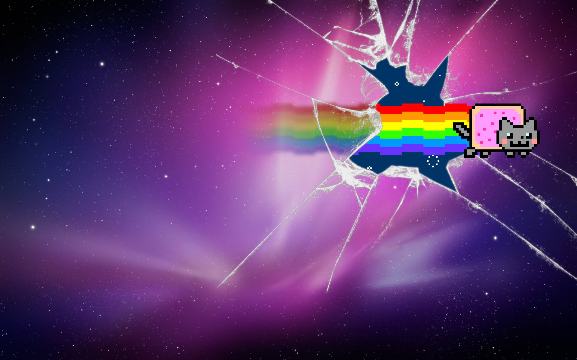 Nyan Cat Wallpapers Free Download  Hd Wallpapers