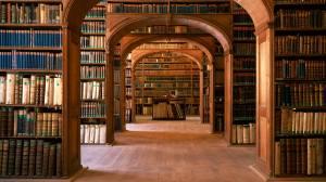 library wallpapers books pixelstalk