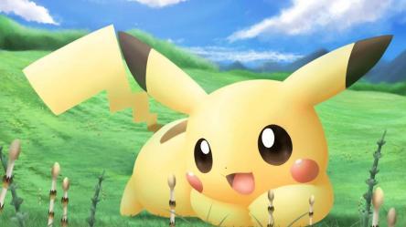 pikachu cute wallpapers hd screen pokemon background pixelstalk