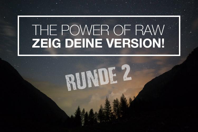 The Power of RAW – Die zweite Runde