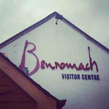 A visit to Benromach Whisky Distillery n Forres