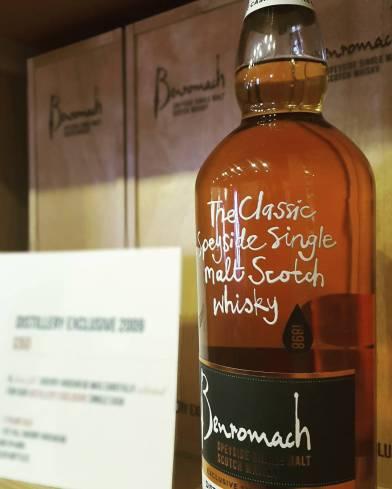 Benromach Distillery Exclusive