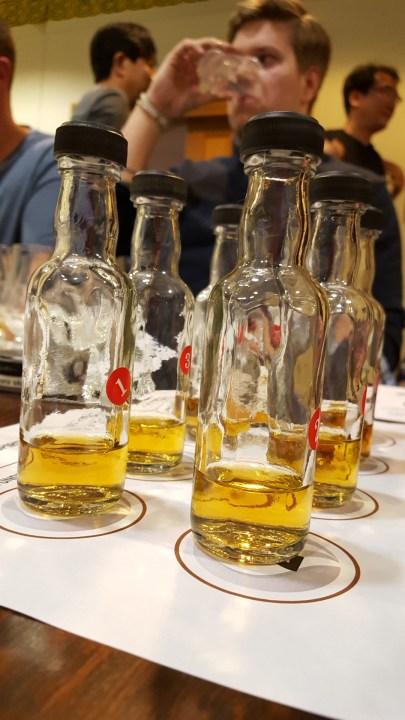 Tasting and Judging Event at Glenfiddich Distillery