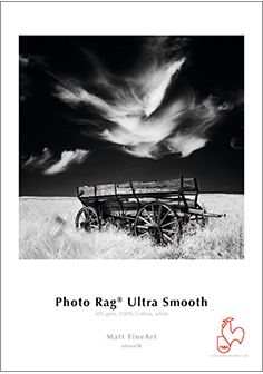 Papier HAHNEMUHLE Photo Rag Ultra Smooth